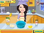 Thumbnail of Selena Gomez Cooking Cookies