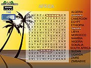 Thumbnail of Word Search Gameplay 5 - Africa