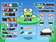 Thumbnail of Keroppi Dress Up