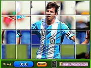 Thumbnail of Swing And Set : Lionel Messi
