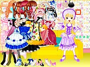 Thumbnail of Sweet Candy Dress Up