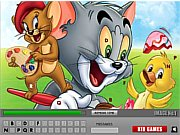 Thumbnail of Tom and Jerry: Find Hidden Letters