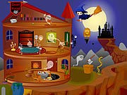 Thumbnail of Halloween House Makeover 2