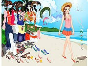 Thumbnail of Thailand Beach Dress up