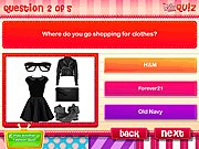 Thumbnail of Back to School Fashion Quiz