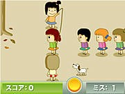 Thumbnail of Rope Jumping Game