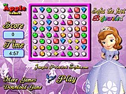 Thumbnail of Sofia the First Bejeweled