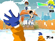 Thumbnail of Naruto Snowy Battle Field