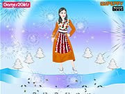Thumbnail of Swedish Girl Dressup