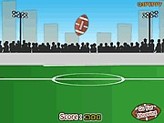 Thumbnail of Shop N Dress Rugby Game
