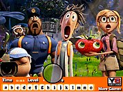 Cloudy With A Chance Of Meatballs 2 Hidden Letters thumbnail