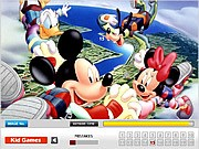 Thumbnail of Mickey Mouse - Looking for Numbers