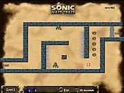 Thumbnail of Sonic Maze Craze