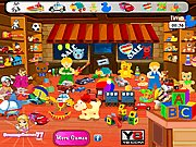 Thumbnail of Toy House Hidden Object