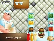 Thumbnail of The Great Burger Builder