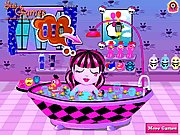 Thumbnail of Monster Baby Bath