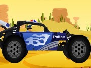 Thumbnail of Police Buggy Car
