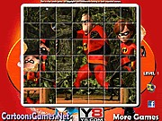 The Incredibles Spin Puzzle thumbnail