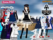 Tandy Sailor Girl Dressup Game thumbnail