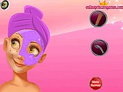 Thumbnail of Princess Rapunzel Facial Makeover