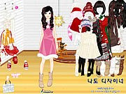 Thumbnail of Sweet Holiday Girl