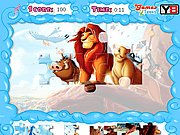 Thumbnail of The Lion King - Jolly Jigsaw