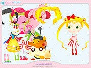 Thumbnail of Cartoon Star Dress up