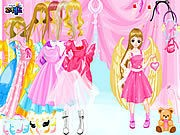 Thumbnail of Angel Land Dressup