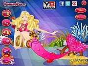 Barbie Princess Mermaid thumbnail