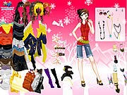 Thumbnail of Shopping Girl Dressup 2