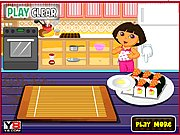 Thumbnail of Dora Cooking Chinese