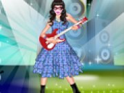 Thumbnail of Pop Girl Dressup