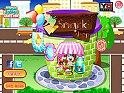 Thumbnail of Candy Shop Decoration