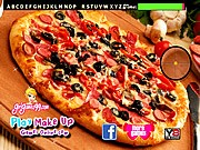 Thumbnail of Pizza Hidden Letters