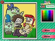 Thumbnail of Disney Fish Hooks Coloring