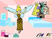 Thumbnail of Tinkerbell Dress up 8