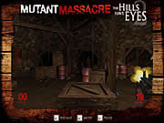 Thumbnail for The Hills Have Eyes - Mutant Massacre
