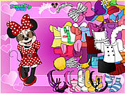 Thumbnail for Minnie Mouse Dress Up