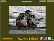 Thumbnail for Military Helicopter Jigsaw