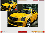 Thumbnail for Cadillac Taxi Jigsaw