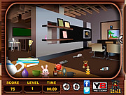 Thumbnail for Messy Rooms Hidden Objects