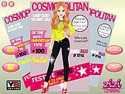 Thumbnail for Cover Girl Dressup