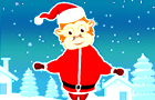 Thumbnail of Monkey Santa Jump