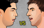 Ronaldo vs Messi Fight thumbnail