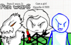 Pencil wars 3Penwars thumbnail