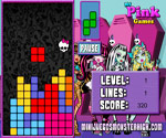 Thumbnail for Monster High Tetris