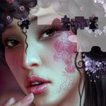 Thumbnail of  Beauty Girl Jigsaw