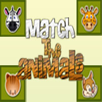 Match the Animals thumbnail