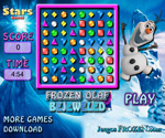 Thumbnail of Frozen Olaf Bejeweled