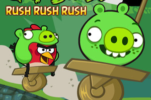 Thumbnail of Angry Birds Rush Rush Rush
